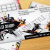SiO Shop Name Card