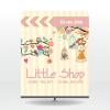 Litte Shop Standing