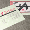 Pu Shop Card Visit