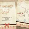 Miu Shop Business Card