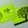 Riri Shop Name Card