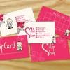 Trọn bộ thiết kế thương hiệu - Vip Card - Name Card - Me Mup Shop