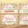 Teppi House – Name Card, Vip Card, Tag, Thẻ tích điểm
