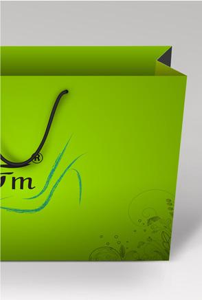 Eco bags, thiết kế túi giấy bảo vệ môi trường