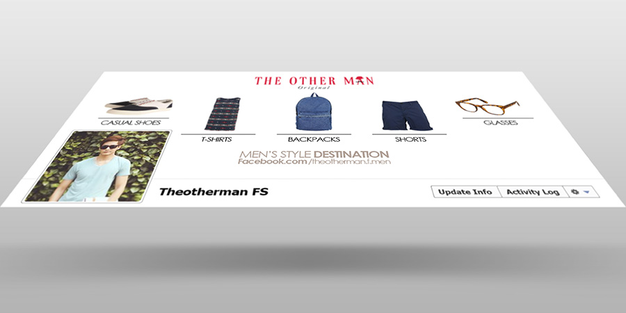 The Other Man - Facebook Cover