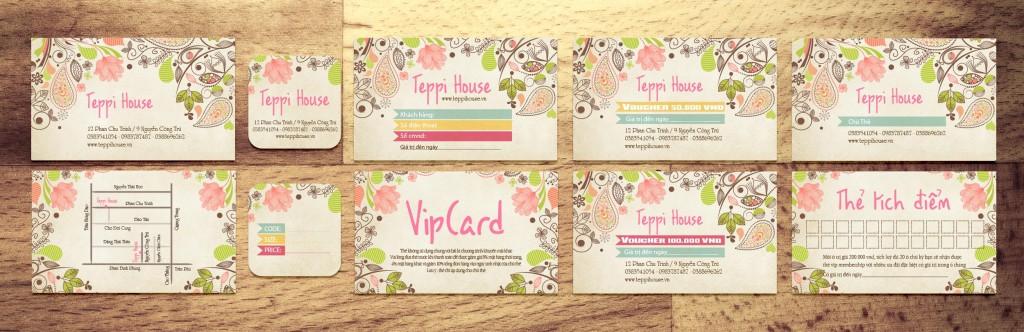 Teppi House Mini CIP
