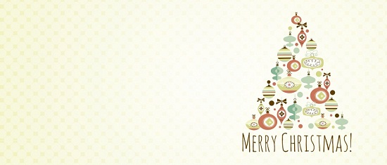 merry christmas noel facebook cover