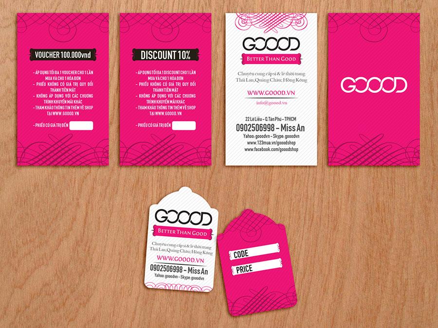 Goood Shop Mini CIP