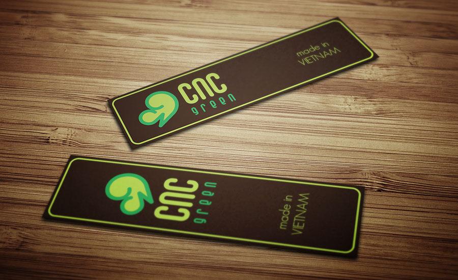 Mác vải CNC Green Shop