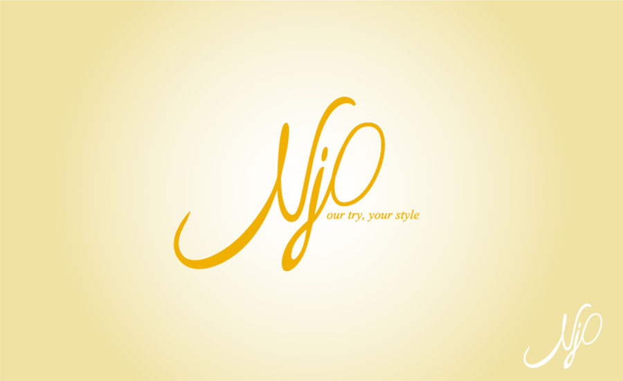 NJO Fashion Logo