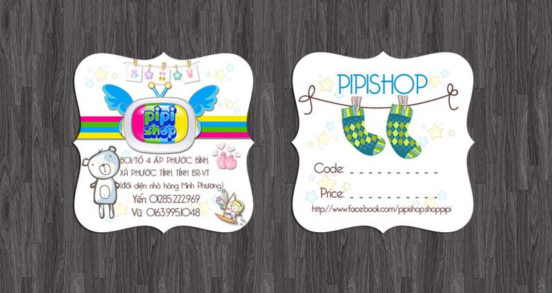 Mác quần áo - Pipi Shop