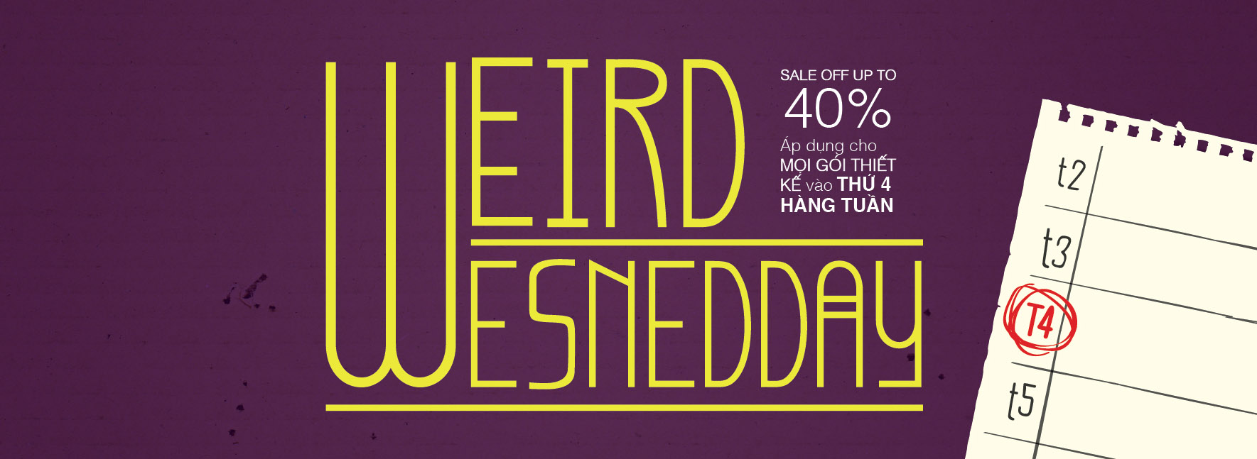 Weird Wednesday