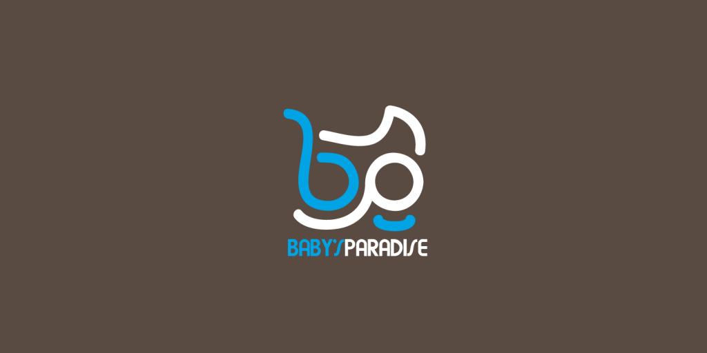 Thiết kế Logo thương hiệu Baby Paradise