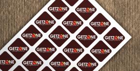 GetZone Sticker