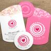 Ống Bơ và Mắc Áo Custom Shape Card & Price Tag