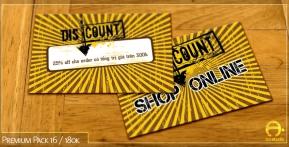 Premium Card 16