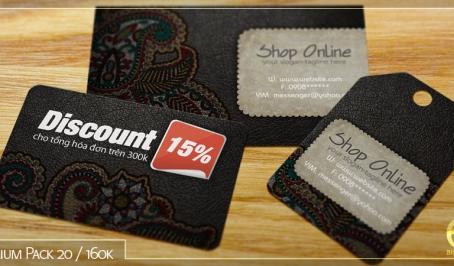 Premium Card 20