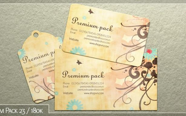 Premium Card 23