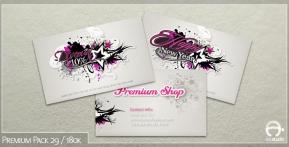 Premium Card 29