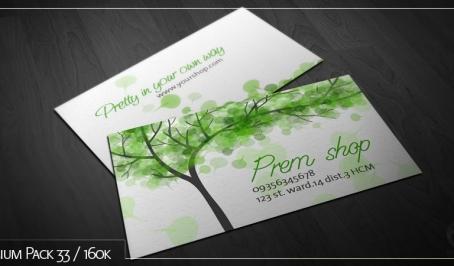 Premium Card 33