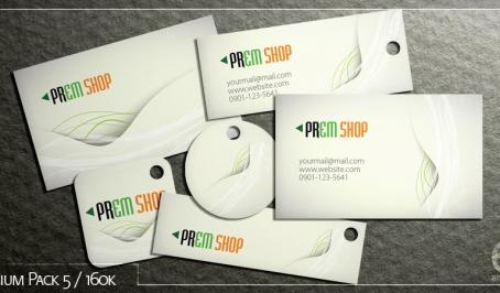 Premium Card 5