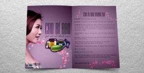 Cao Bí Đao – Tờ rơi/Flyer