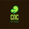 CNC Green – Mini Logo