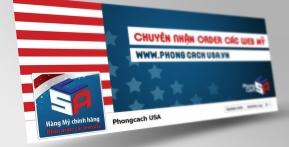 Phong Cách USA – Facebook Cover