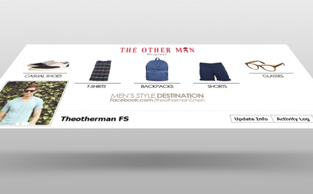 The Other Man – Facebook Cover