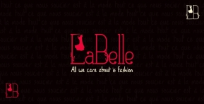 La Belle Boutique – Mini Logo
