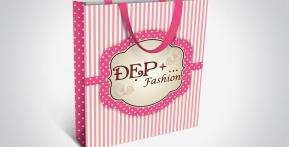 Túi giấy cao cấp – Shop Đẹp+