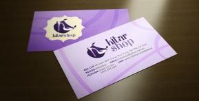 Kitar Shop – Card Visit