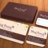 Ping Pong Baby – Card Visit & Price Tag