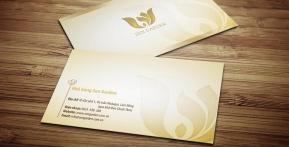 Sen Garden Restaurant – Business Card