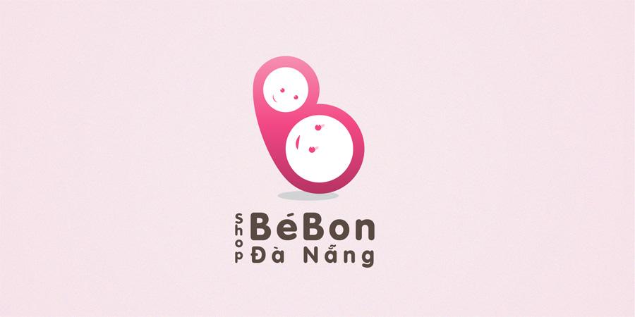 Shop Bé Bon Đà Nẵng Logo