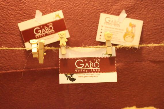 Card Visit shop online Gabo
