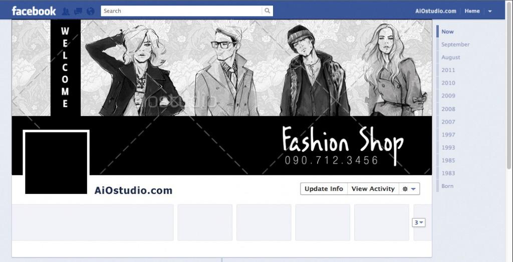 Fashion online shop, boutique, art