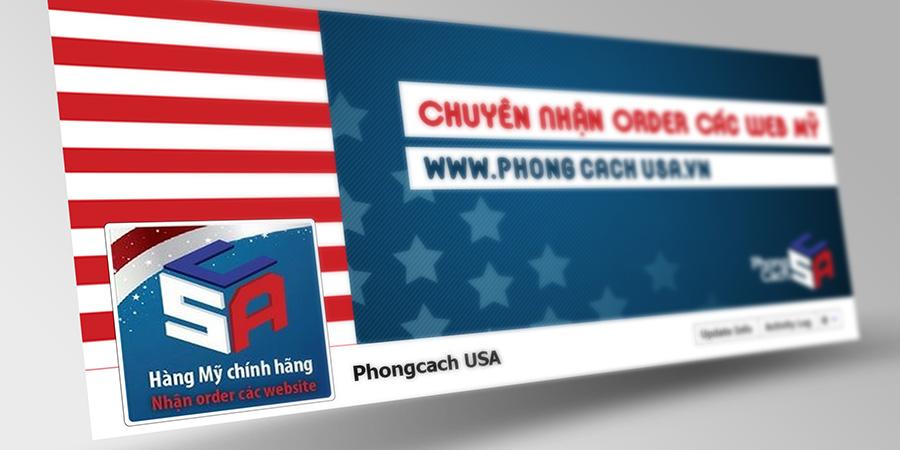 Phong Cách USA - Facebook Cover