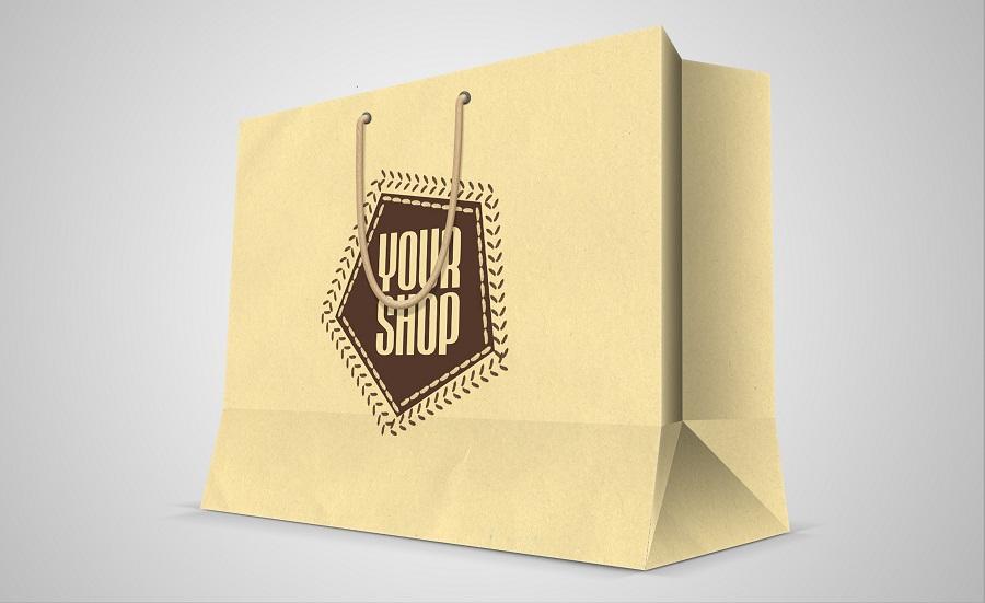 Túi giấy tái chế bảo vệ môi trường