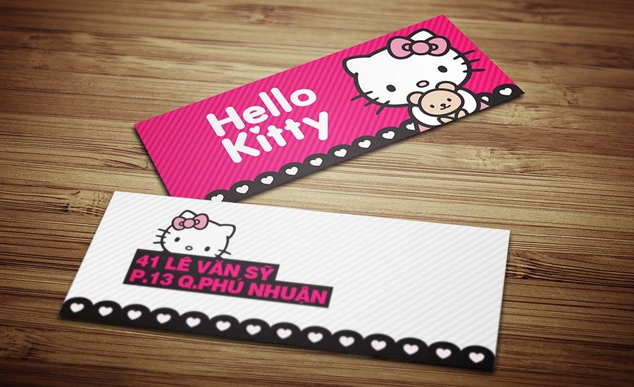 Hello Kitty Shop - Mác quần áo