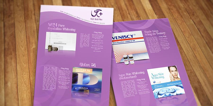 Flyer - Việt Thái Plus